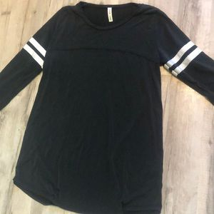 Boutique varsity top